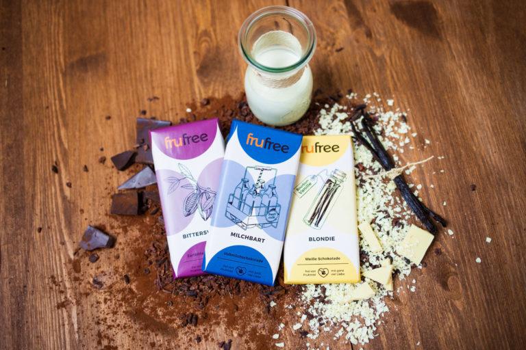 frufree – die Schokolade bei Fructoseintoleranz