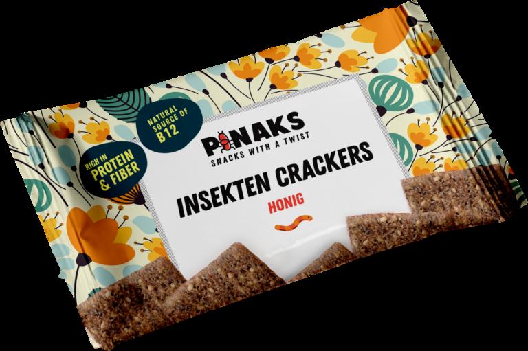 Pinaks – die lieben Snacks und Insekten