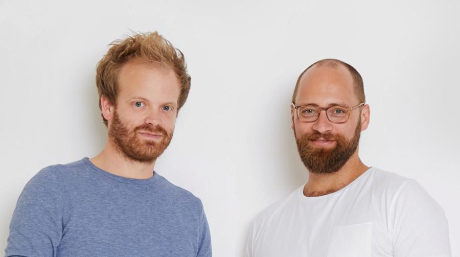 Die beiden Gründer: Thorsten Kröger (links) und Mario Glöckner (rechts)