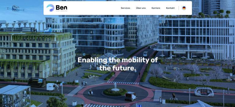 Investition in Flottendienstleister Ben als Erweiterung des Ökosystems Mobility