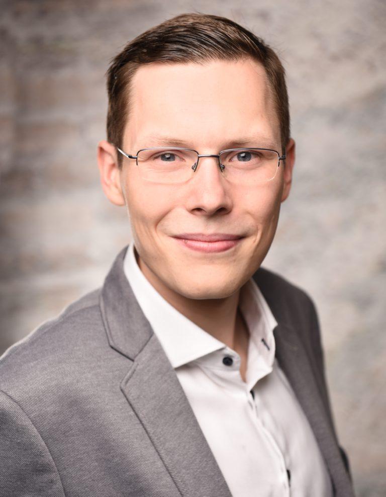 Tobias Jaeuthe von PERFACCT