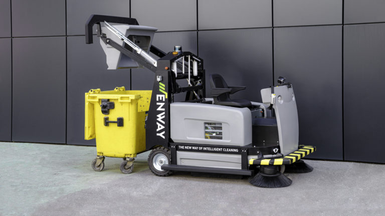 ENWAY entwickelt autonome Maschinen für Morgen
