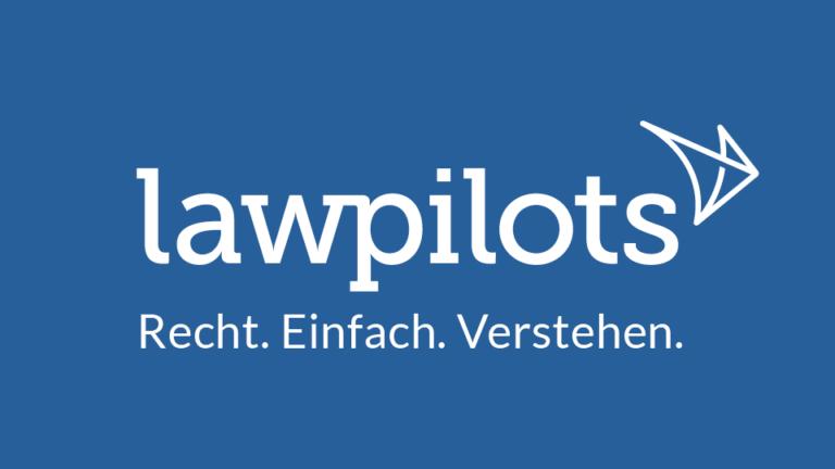 lawpilots sucht: Sales Manager (m/w/d)