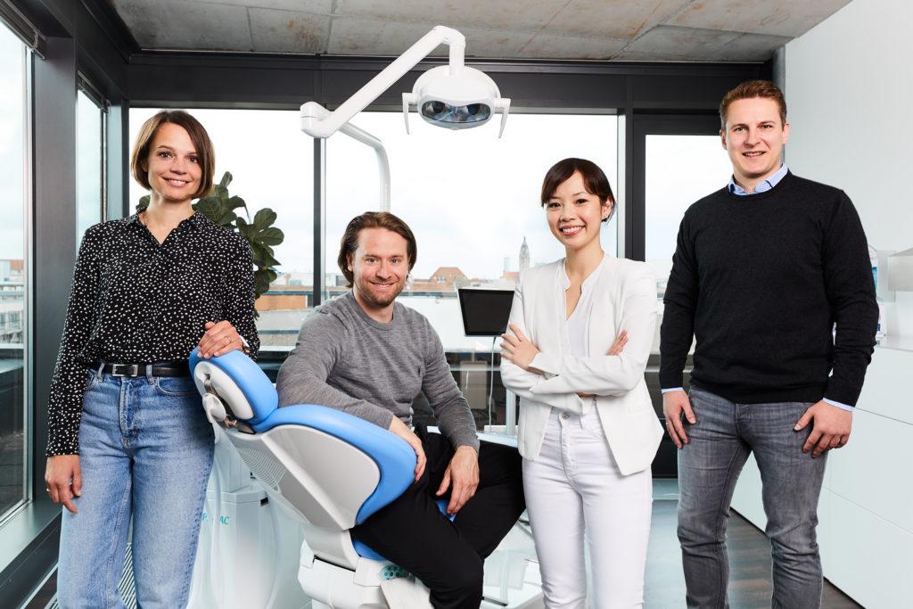 35 Millionen Euro für Health Tech-Unternehmen PlusDental