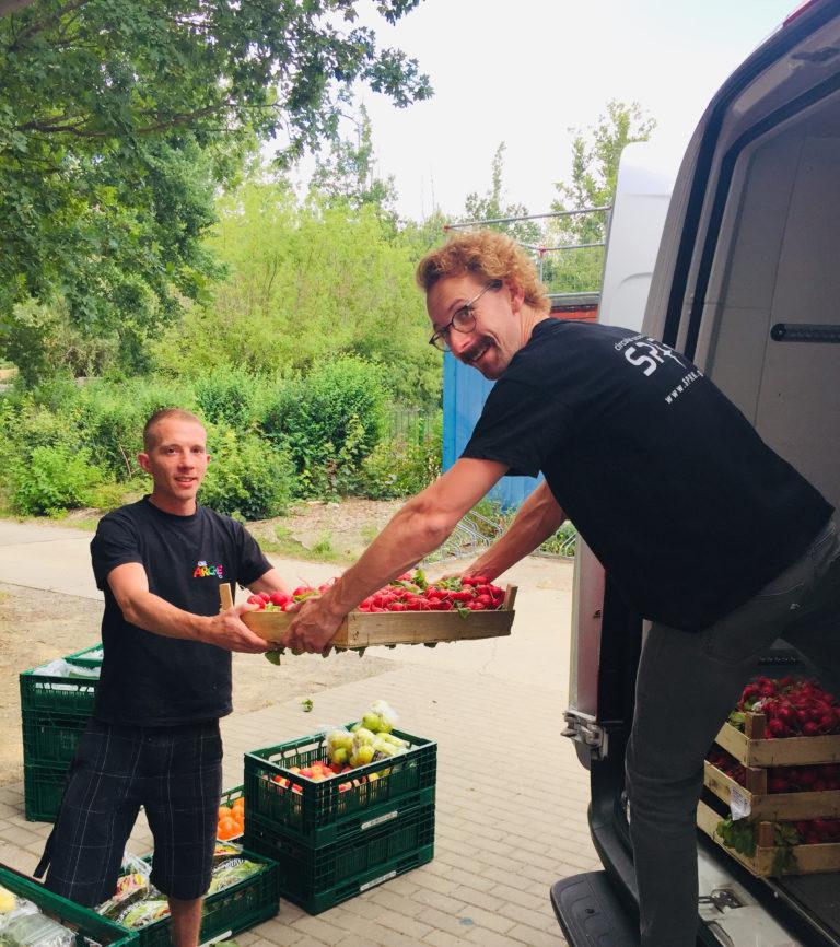 Nachhaltiger Genuss in Berlin: Start-up SPRK.global eröffnet erstes Deli mit Gerichten aus überschüssigen Lebensmitteln