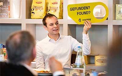 Benjamin Gareis von reachtag
