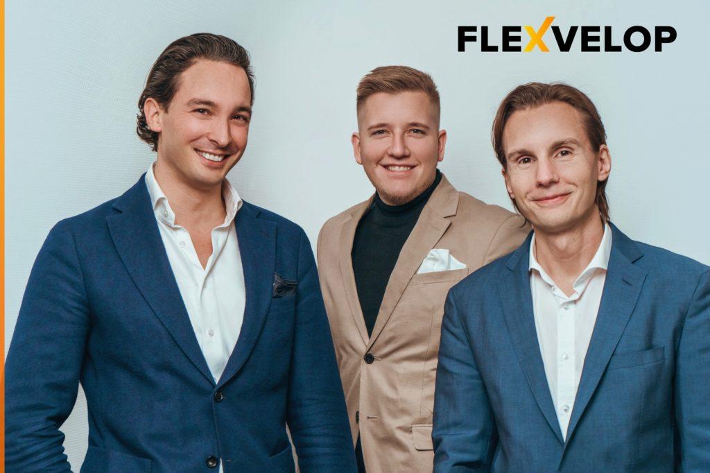 Flexvelop – hilft anderen Unternehmen einfacher, schneller und flexibler zu wachsen