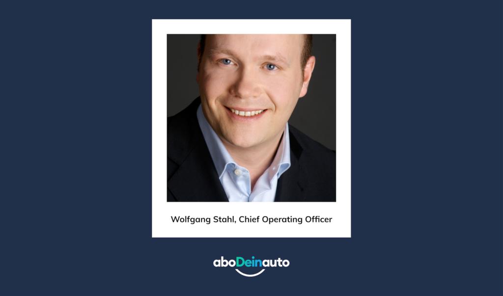 Gebrauchtwagen-Abo Anbieter aboDeinauto erweitert Geschäftsführung und holt ehemaligen Opel Flottendirektor Wolfgang Stahl als COO an Board